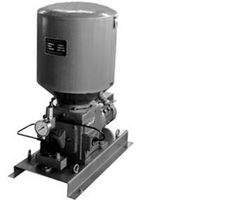 ZRB-P系列电动润滑泵及装置(40MPa)-电动干油泵