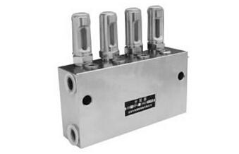 VS系列双线分配器(20MPa)-干油分配器