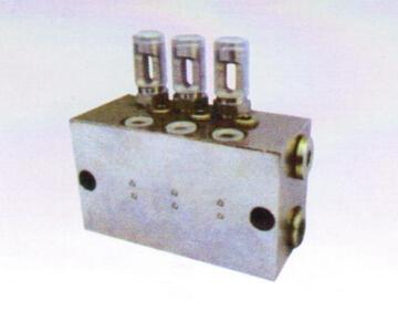 SSPQ-P系列双线分配器(40MPa)