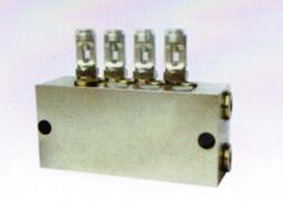 VW系列双线分配器(20MPa)-干油分配器