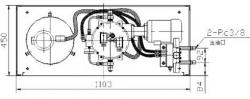 CDQ型电动润滑泵及装置(20MPa)