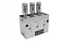 VSG-KR系列双线分配器(40MPa)-干油分配器