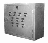 R1904型电气控制箱(20MPa)