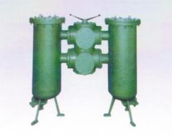SLQ型双筒网式过滤器(0.6MPa)JB2302-78