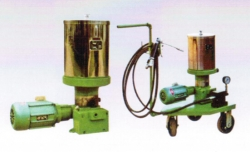 DB、DBZ型单线干油泵及装置(10MPa)-电动干油泵