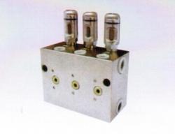 VSL-KR系列双线分配器(40MPa)-干油分配器