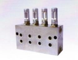 天津KS系列双线分配器(20MPa)-干油分配器