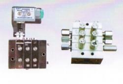 北京KJ、KM、KL系列单线递进式分配器(7~21MPa)-干油分配器