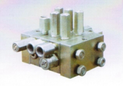 FP、FPX系列单线分配器(5~24MPa)-干油分配器