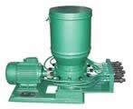 WDB多点润滑泵系统