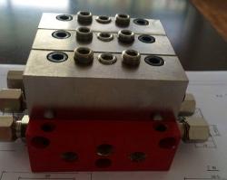 ZRSMX-YQ型油气分配混合器