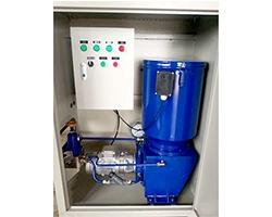 电动干油泵装置